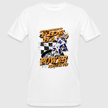 Supermoto - Men's Organic T-Shirt
