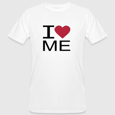 I Love Me - Men's Organic T-shirt