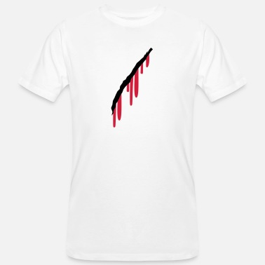 Wound wound - Men's Organic T-Shirt