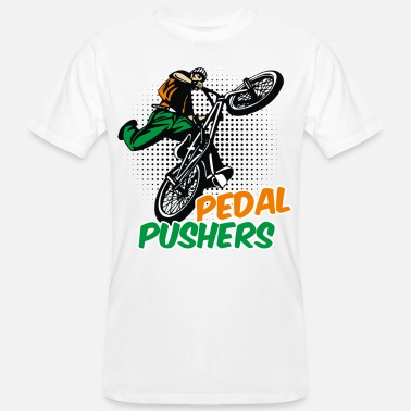 Pedals pedal pushers - Men's Organic T-Shirt