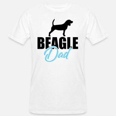Daddies Beagle Dad Dog Dog Dad Dad - T-shirt bio Homme
