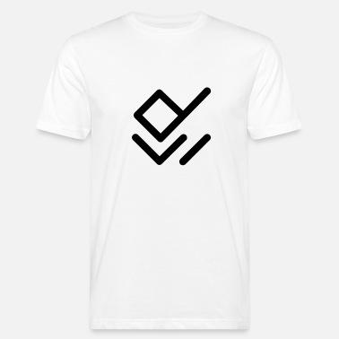 Mysterious black magic signs Men's Premium T-Shirt - white