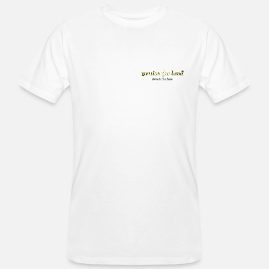 Asap Rocky praise the lord - A $ AP Rocky - Men's Organic T-Shirt