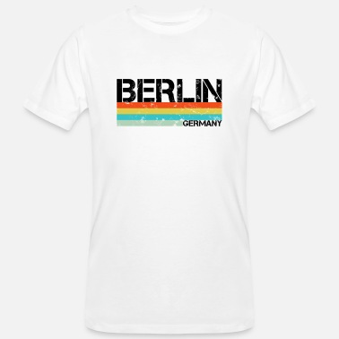 Federal Capital Berlin - Men's Organic T-Shirt