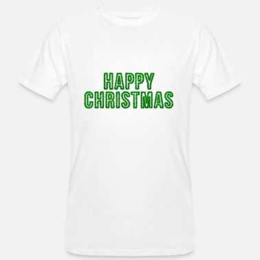 Happy Christmas Happy Christmas - Männer Bio T-Shirt