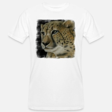 Cheetah Kids cheetah - Men's Organic T-Shirt