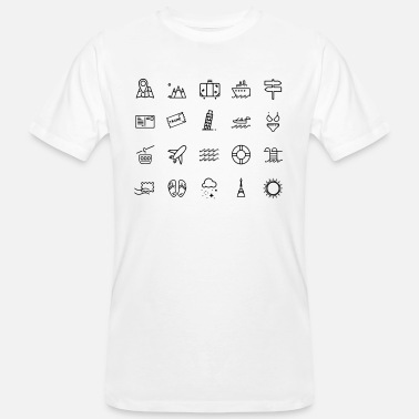 Icon icons - Männer Bio T-Shirt
