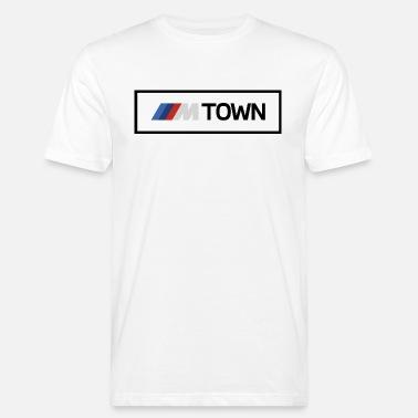 BMW M Town - Men's Organic T-Shirt