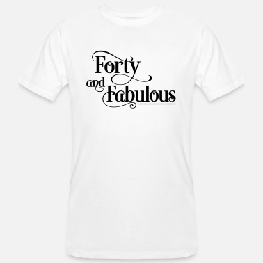 Forty forty - Men's Organic T-Shirt