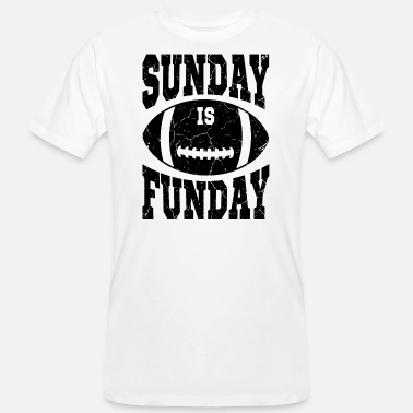 American American football - Men's Organic T-Shirt