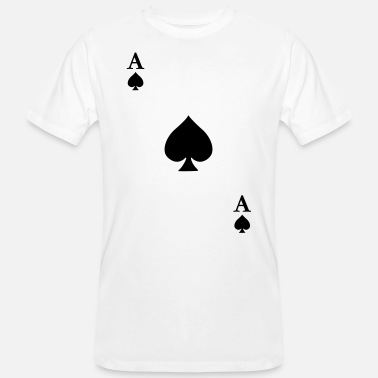 Ace Of Spades Ace of Spades - Men's Organic T-Shirt