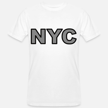 New York City New York City - Men's Organic T-Shirt
