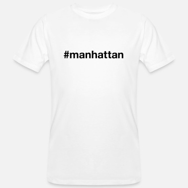 Manhattan MANHATTAN - Men's Organic T-Shirt
