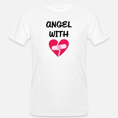 Anglo Saxeon Angel - Men's Organic T-Shirt