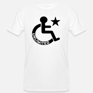 Disability disability - Men's Organic T-Shirt