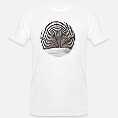 Architecture Japan Bridge architecture and photography - Men's Organic T-Shirt
