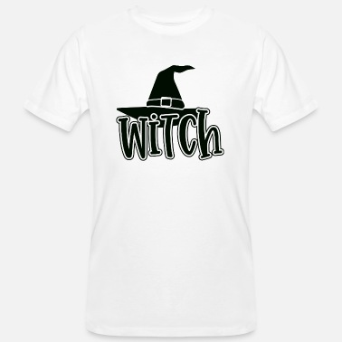 Ghoulish Witch - Men's Organic T-Shirt