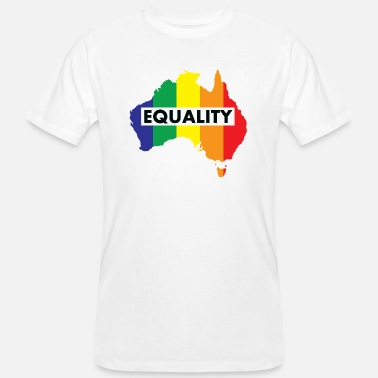 Marriage Equality Vote Yes-Australia Marriage Equality - Men's Organic T-Shirt