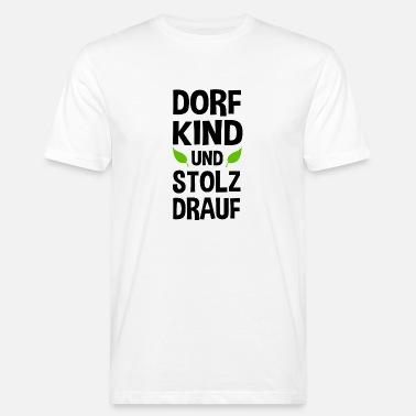 Dorfmädchen Damen T-Shirt Spruch Dorfkinder Landleben Geschenk Idee Lustig Neu