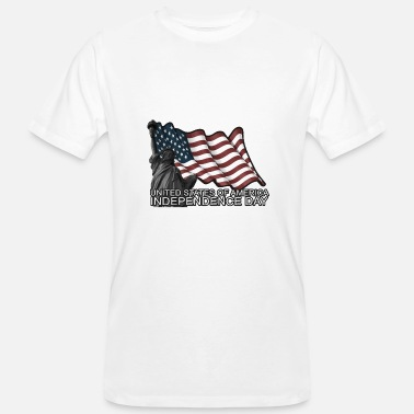 Independence Day Independence Day - Männer Bio T-Shirt