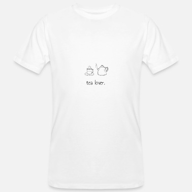 Tea lovers - Men's Organic T-Shirt