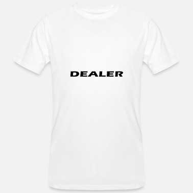 Deal Dealer - Männer Bio T-Shirt