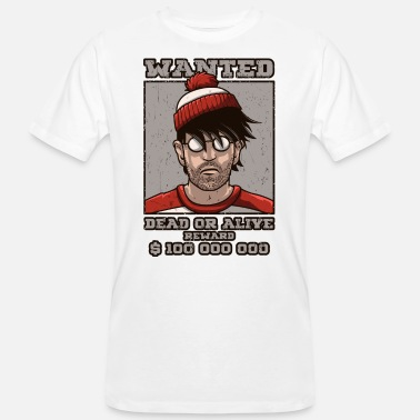 Charlie Wanted Waldo - T-shirt bio Homme