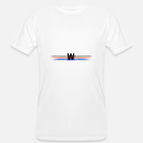 Wing T-Shirts - wings - Men's Organic T-Shirt white