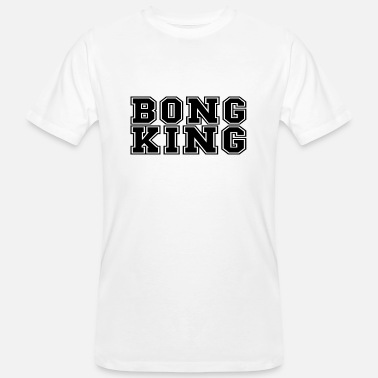 4:20 4/20 420 Allemagne Cannabis Bong King - T-shirt bio Homme