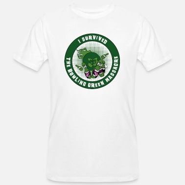 Massacre Bowling Green massacre - Men's Organic T-Shirt