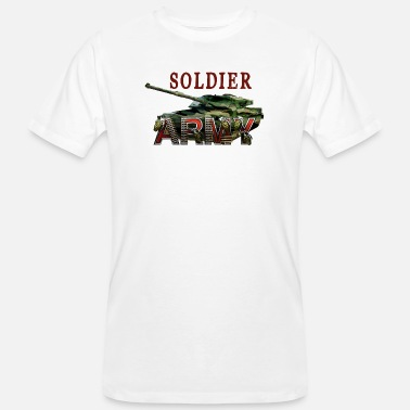Soldiers Princess Soldier - Men's Organic T-Shirt