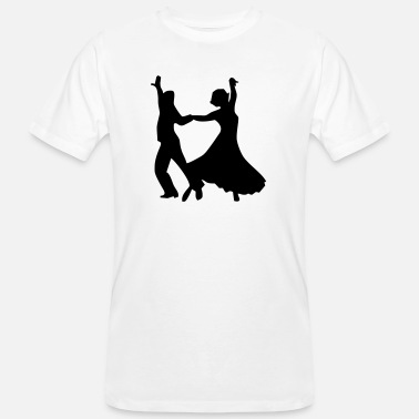 Dancing Couple Dance dance dance couple - Men's Organic T-Shirt