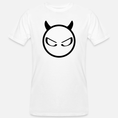 Shape Underwear evil - Men's Organic T-Shirt