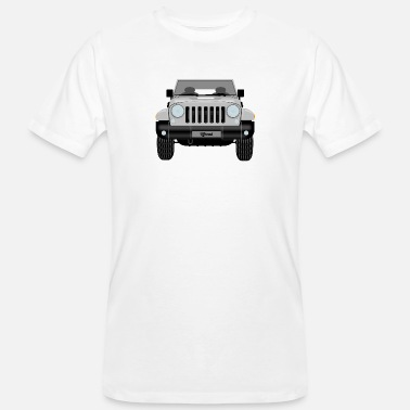 Jeep Jeep silver - T-shirt bio Homme