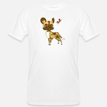 Wild Dog Chibi wild dog - Men's Organic T-Shirt