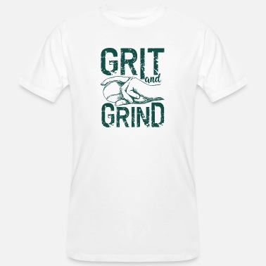 Grindhouse Grit y Grind - Camiseta orgánica hombre