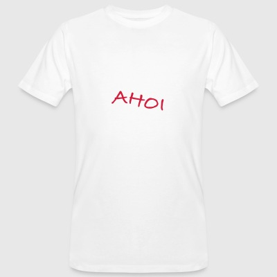 Ahoy - Men's Organic T-shirt