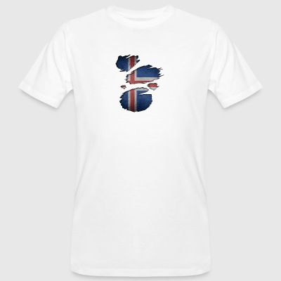 Roots Superland i love england chelsea - Men's Organic T-shirt