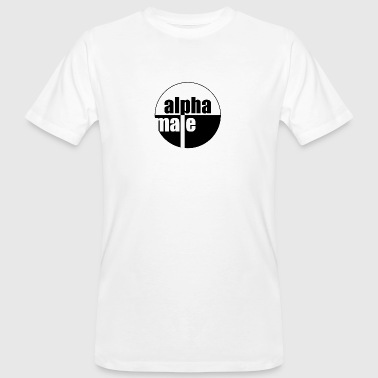 Alpha male - Mannen Bio-T-shirt