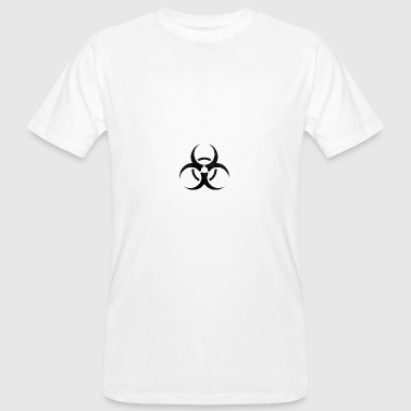 Bio hazard - Men's Organic T-shirt