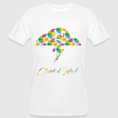 CM1-SPLASH - Men's Organic T-shirt