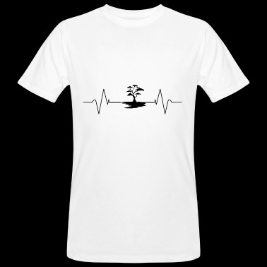 Bonsai Shirt Bonsaifan - Männer Bio-T-Shirt