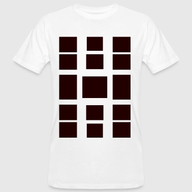square - Men's Organic T-shirt