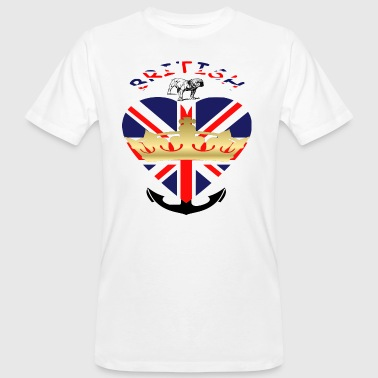British - Men's Organic T-shirt