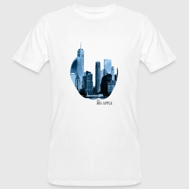 New York - T-shirt bio Homme