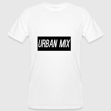URBAN MIX - Mannen Bio-T-shirt