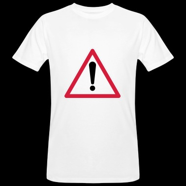 Attention! - T-shirt bio Homme