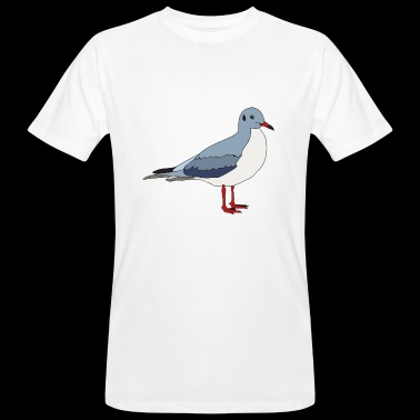 Frida the seagull - Men's Organic T-shirt
