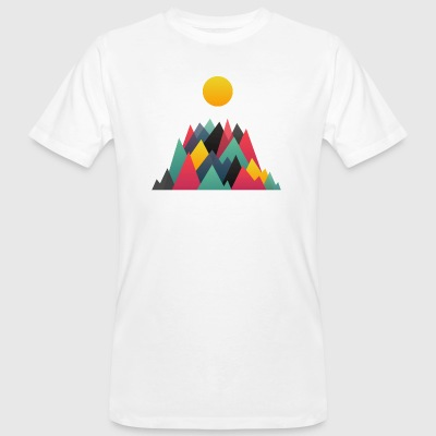 Mountains - Men's Organic T-shirt