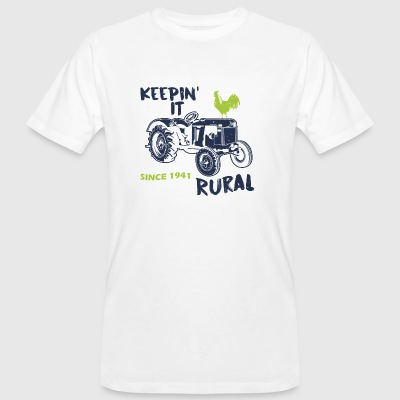 Proverbes Agriculture - T-shirt bio Homme
